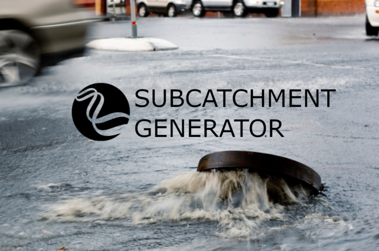 SubCatchment Generator